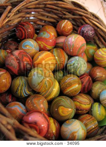 Marbled Marbles