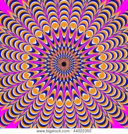 Psychedelic Pink