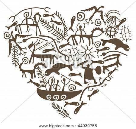 shamanic heart