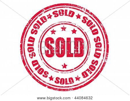 Sold - Stamp
