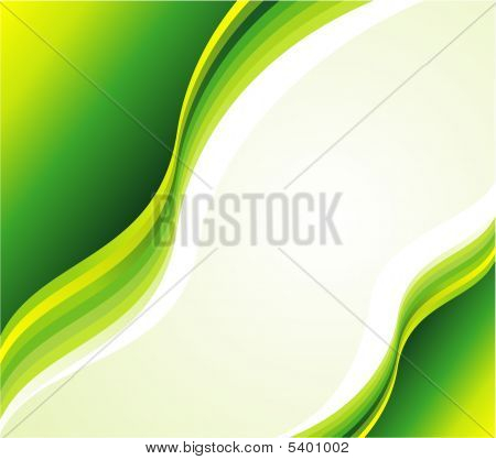 Environmental and recycle Card template with high constrast colors poster