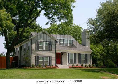 Classic Colonial Style House