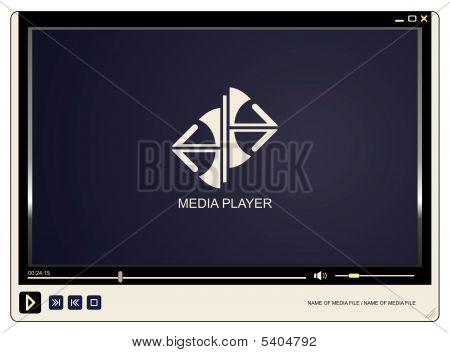 Media Player Blank Display