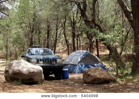 Remote Camping