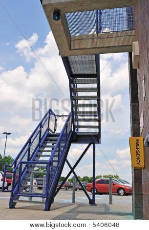 Emergency Stairway