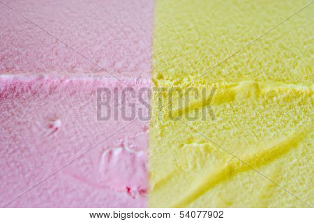 Pink Ice Cream.