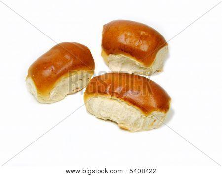 Three Sweet Breads