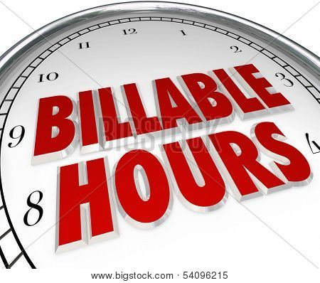 Billable Hours Clock Time Keeping Contract