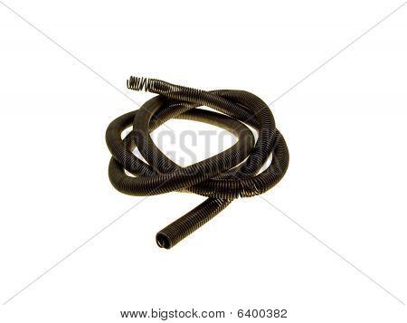 Black A Tungsten Spiral