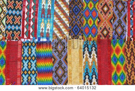 Colombian Beads Bracelets