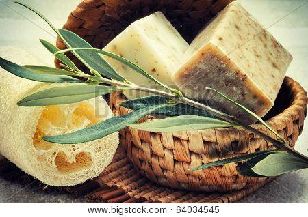 Natural Olive Soap