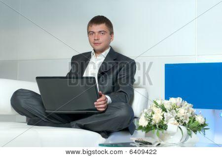 Worker In Office