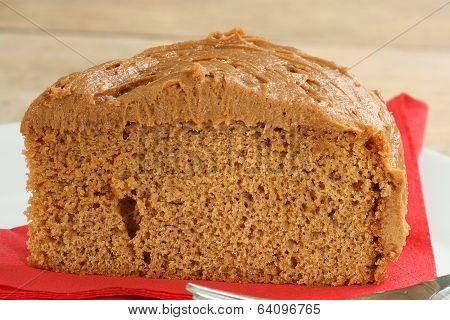 Toffee Fudge Cake