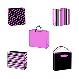 Illustrated Paper Bag