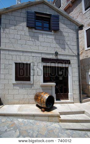 wine bar croatia