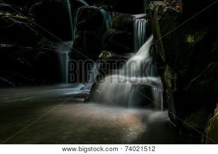 Secret land,little cascade