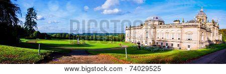 Castle Howard, North Yorkshire, Uk