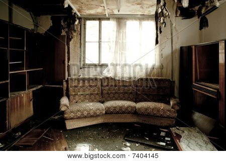 Room After A Fire