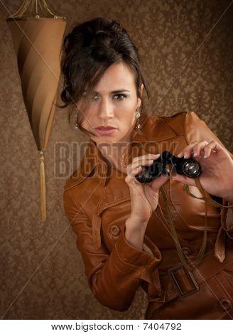 Beautiful Spy