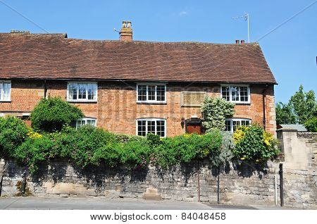 Almshouses, Warwick.