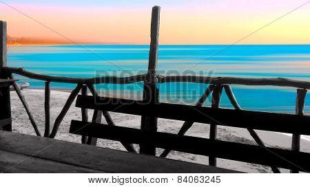 Sea Beach Resort View