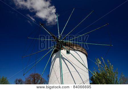 Greek windmill