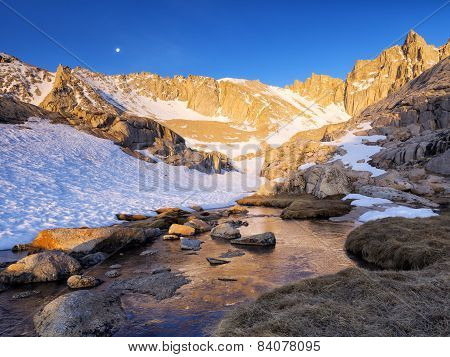Mt Whitney High Camp