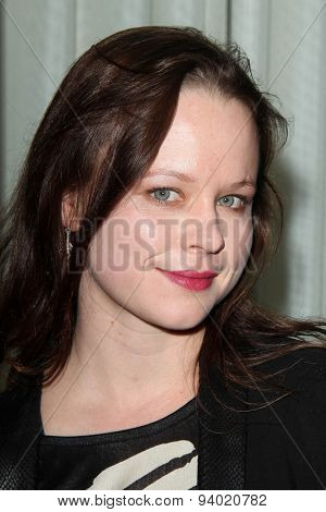 LOS ANGELES - JAN 11:  Thora Birch at the DuJour Magazine Honors Lupita Nyong'o at the Mondrian LAs on January 11, 2014 in Los Angeles, CA