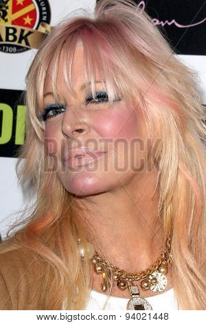 LOS ANGELES - JUN 4:  Jo Hilton at the Celebrity Selfies Art Show by Sham Ibrahim at the Sweet! Hollywood on June 4, 2015 in Los Angeles, CA