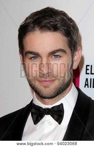 LOS ANGELES - MAR 3:  Chace Crawford at the Elton John AIDS Foundation's Oscar Viewing Party at the West Hollywood Park on March 3, 2014 in West Hollywood, CA