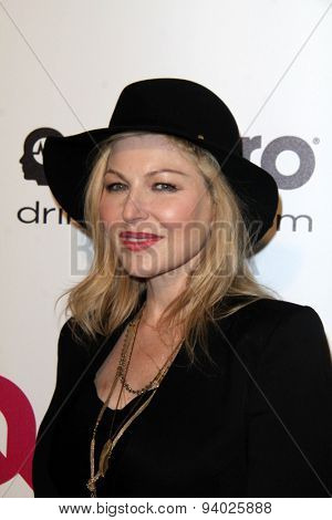 LOS ANGELES - MAR 3:  Tatum O'Neal at the Elton John AIDS Foundation's Oscar Viewing Party at the West Hollywood Park on March 3, 2014 in West Hollywood, CA
