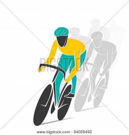 cycling race design
