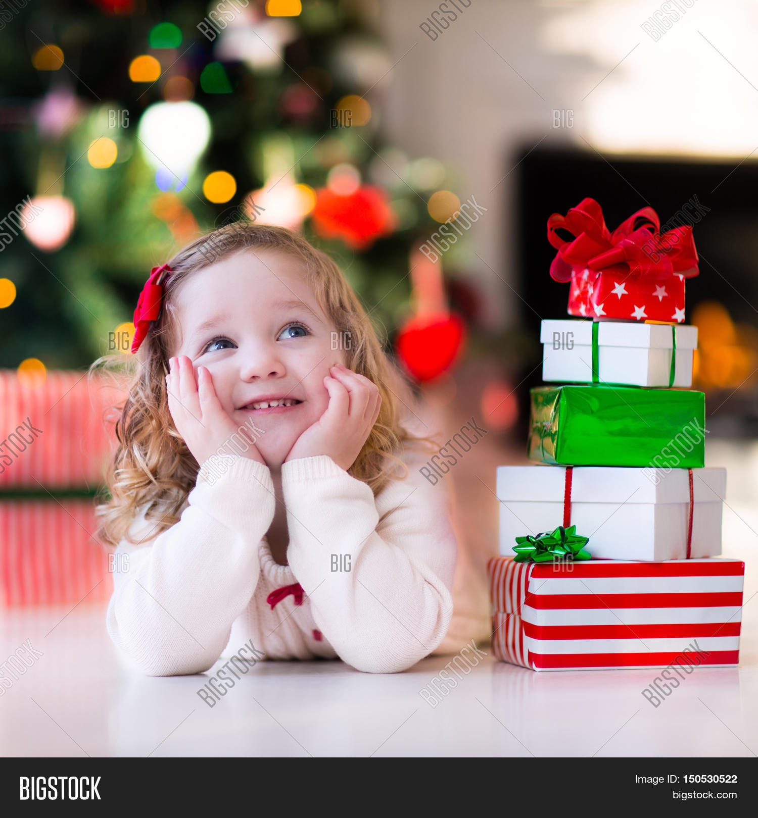 Family On Christmas Image & Photo (Free Trial) | Bigstock