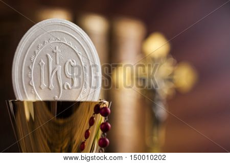 Sacrament of communion, Eucharist symbol