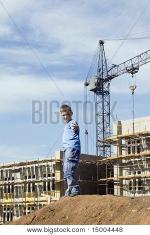 Boy Builder