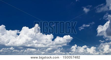 blue sky background with tiny clouds,overcast, precipitation, scenic, season, seasonal,