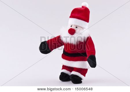 Santa Claus Side