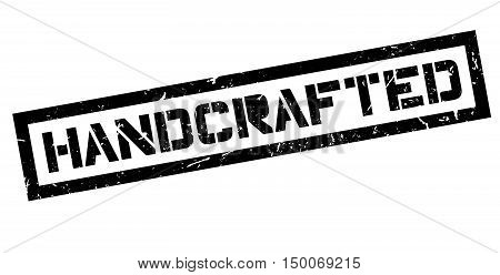 Handcrafted Rubber Stamp