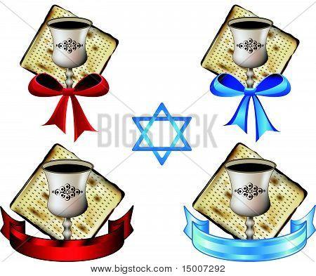 passover illustration icons