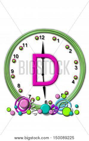 Alphabet Timeless D