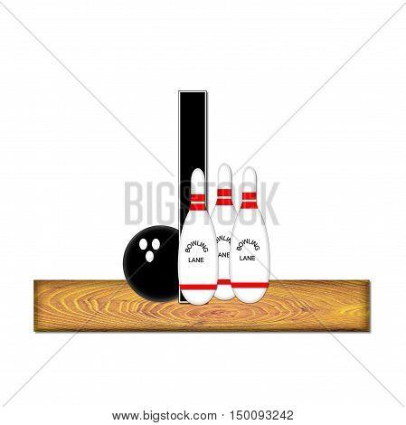 Alphabet Bowling I