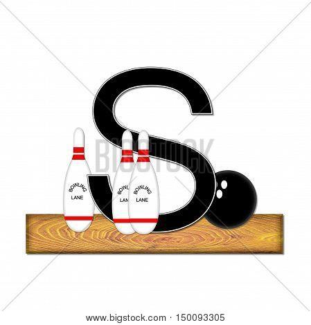Alphabet Bowling S