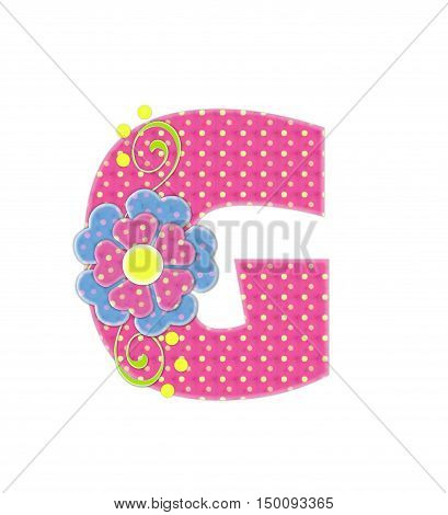 Alphabet Bonita G