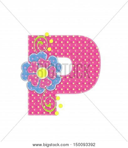 Alphabet Bonita P