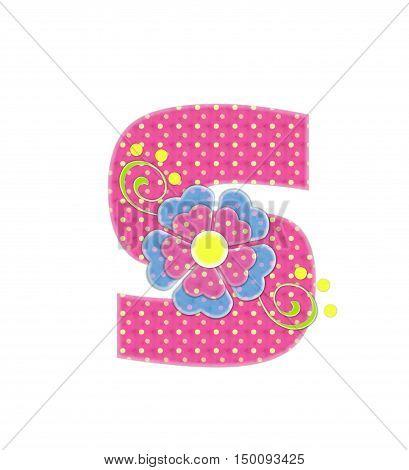 Alphabet Bonita S
