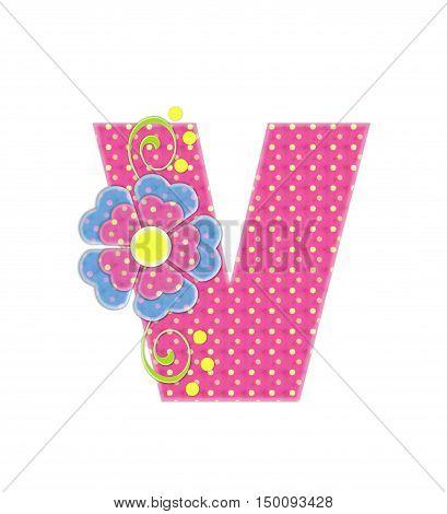Alphabet Bonita V