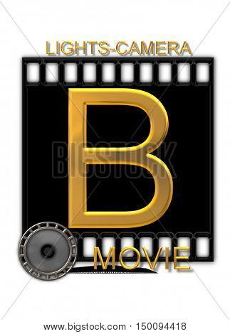 Alphabet Movie Buff B