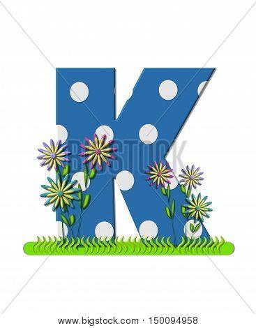 Alphabet Wildflower Meadow K