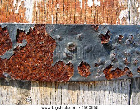 A Barrel Of Rust