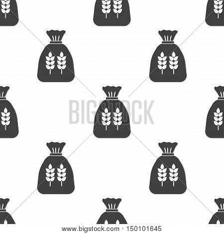 bag icon on white background for web